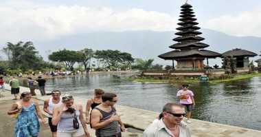 Kunjungan Turis ke Indonesia Meningkat 9 Persen