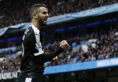 Mahrez Ditawari Kontrak Baru oleh Leicester