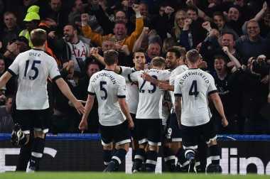 Spurs Sukses Bungkam Chelsea di Babak Pertama