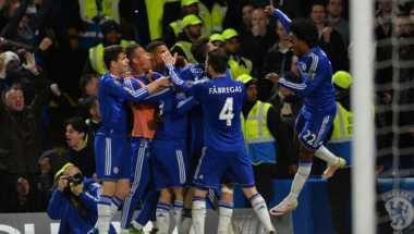 Kane: Chelsea Berselebrasi seperti Memenangkan Gelar Juara!