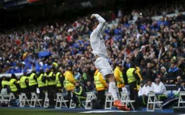 Ronaldo Pede Terukir dalam Sejarah Sepakbola Dunia