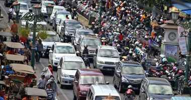 Libur Panjang Akhir Pekan, Dishub Kota Yogyakarta Siapkan Rekayasa Lalin