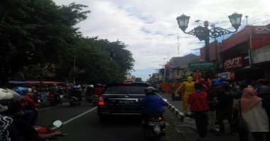 HB X Wacanakan Parkir Bawah Tanah di Sekitar Titik Nol Yogyakarta