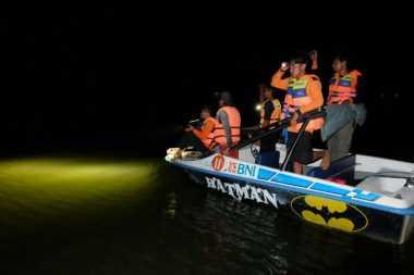 Ini Kronologi Lima Warga Semarang Tenggelam di Waduk