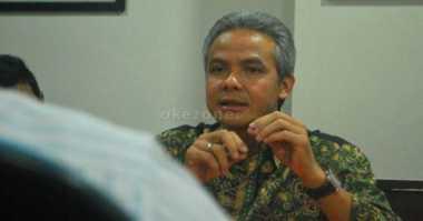 Gubernur Jateng Klarifikasi Isu Istrinya PNS Fiktif