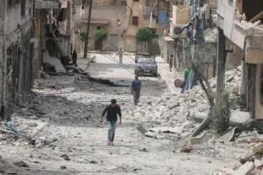Pertempuran Sengit di Aleppo Tewaskan Puluhan Orang