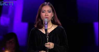 Gloria Jessica Ungkap Kesuksesan Nyanyikan A Sky Full of Stars