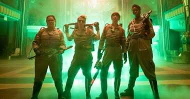 Melissa McCarhty Tak Suka Trailer Ghostbusters
