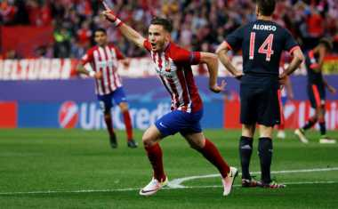 Atletico Terlalu Kuat untuk Bayern