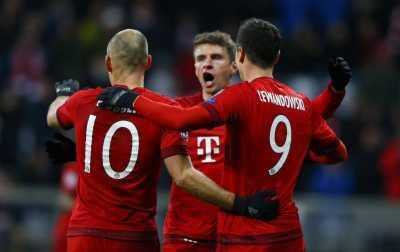Simeone: Permainan Bayern Berubah di Babak Kedua