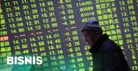 Pasar Saham Asia Terimbas Koreksi Wall Street