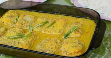 Resep Ikan Kunyit Jambi untuk Makan Siang