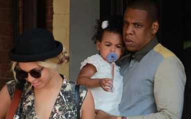 Oh, Ini Toh Alasan Jay-Z Tak Menemani Beyonce di Met Gala
