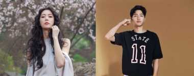 Clara Bahas Lagi Ciuman dengan Song Joong Ki