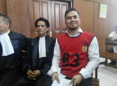 TERHEBOH: Saipul Jamil Punya Nazar Keliling Polsek