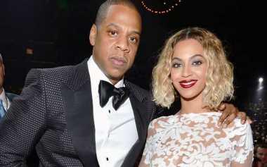 TOP GOSSIP #2: Alasan Jay-Z Tak Menemani Beyonce di 'Met Gala'