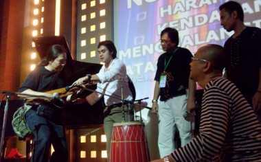 Krakatau Band Gelar Konser Usai Vakum 25 Tahun