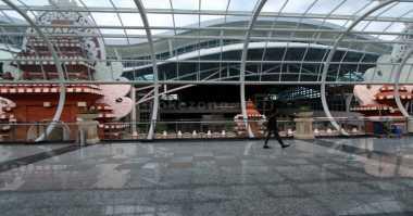 Ada Pemeliharaan Runway, Bandara Ngurah Rai Ditutup Empat Jam
