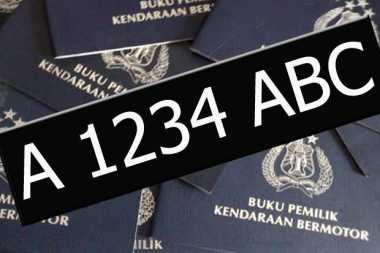 Gabung Polda Banten, Pelat Kendaraan Tangerang Jadi A
