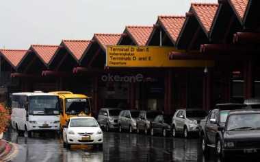Urai Kemacetan, Dua Jalur Alternatif di Bandara Soetta Dibuka