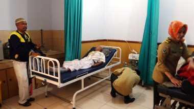 Jamaah Umrah Korban Turbulensi Dirawat di Tiga RS