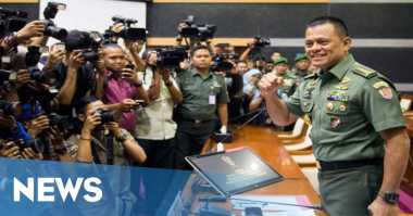 Nelayan Teluk Banten Minta Perlindungan Panglima TNI