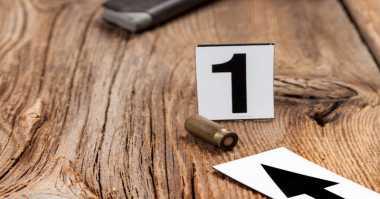 Tubuh Amokrane Sabet Diterjang 24 Peluru
