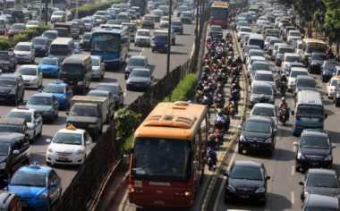 Liburan Panjang, Diprediksi Terjadi Simpul Kemacetan di Pantai Anyer