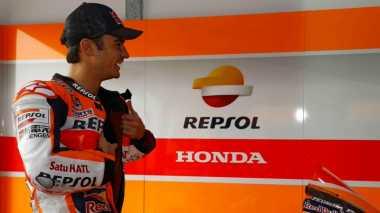 Hot Sport: Motor Yamaha Bersahabat dengan Pedrosa