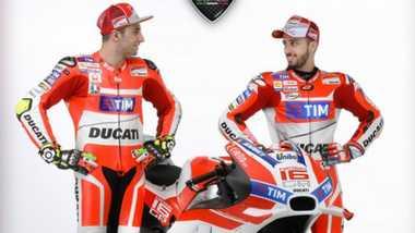 Ducati Selalu Memerhatikan Dovi dan Iannone