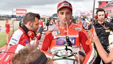 Bos Ducati Beri Peringatan kepada Iannone