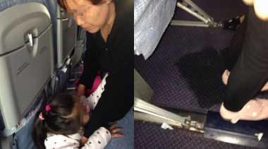 Parah! Turis Tiongkok Kencing di Pesawat