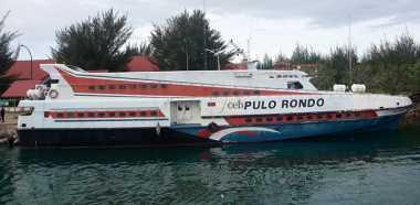 Libur Long Weekend ke Sabang, Ini Panduan Transportasinya