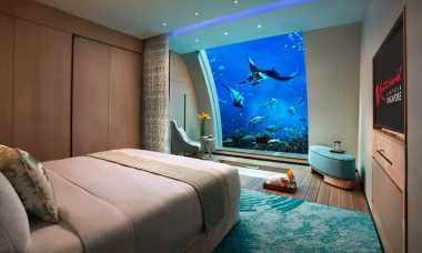 5 Hotel Unik di Singapura yang Bikin Liburan Makin Seru