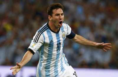 Messi Tak Bela Argentina di Olimpiade Rio de Janeiro 2016