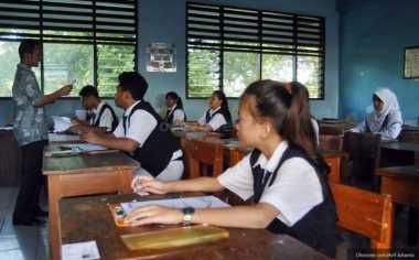 Bogor Siap Gelar UN untuk 15.858 Siswa SMP