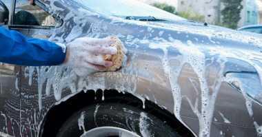Perhatikan Lima Hal Ini Jika Ingin Cuci Mobil Sendiri