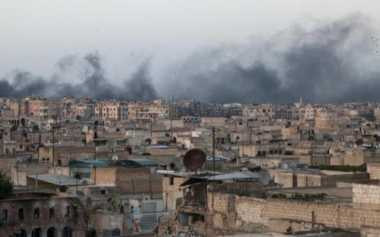 AS-Rusia Akhirnya Sepakati Gencatan Senjata di Aleppo