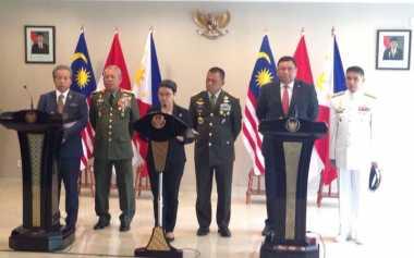 Indonesia, Malaysia dan Filipina Bersepakat Patroli Bersama