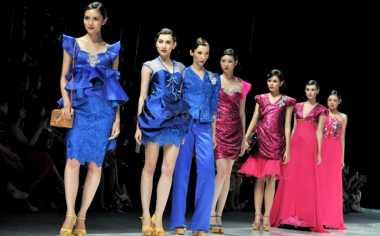 Jajaran Desainer Ternama Ramaikan Celebes Beauty Fashion Week Makassar