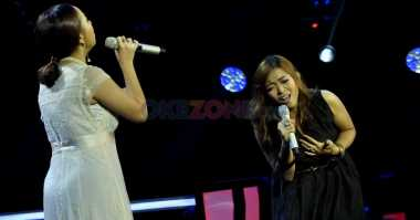 Perasaan Gloria Jessica Dianggap Saingan Berat The Voice