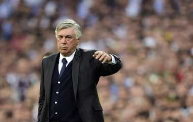 Ancelotti Memberi Wejangan kepada Madrid