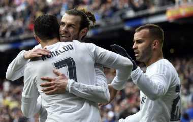 Susunan Pemain Real Madrid Lawan Manchester City