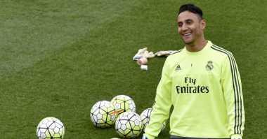 Bawa Madrid Clean Sheet, Navas Cetak Rekor di Liga Champions