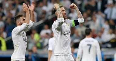 Madrid Samai Rekor United di Liga Champions