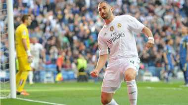 Benzema Targetkan Madrid Menangi Liga Champions