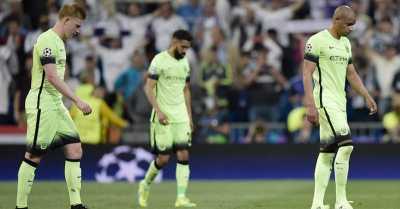 City Memang Belum Layak ke Final Liga Champions