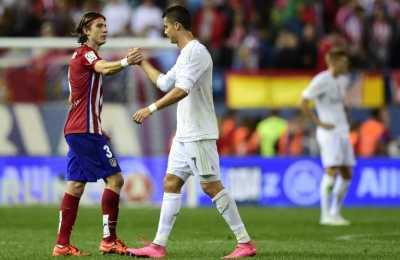 Ronaldo: Madrid Tak Lebih Diunggulkan Ketimbang Atletico
