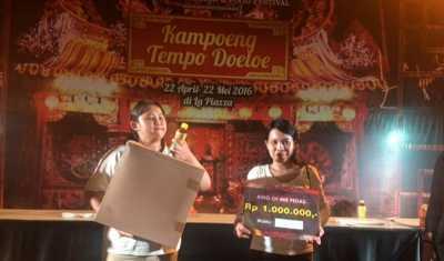 Ini Dia Wanita Juara Makan Mi Pedas Mampus 100 Cabai
