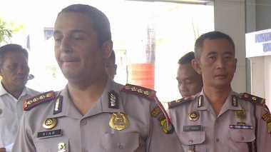 Perwira Densus 88 Meninggal Dunia di Singapura